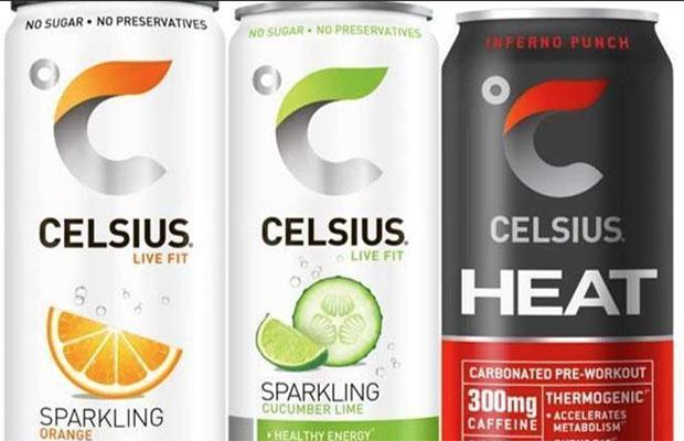 Vegan Energy Drink Maker Celsius