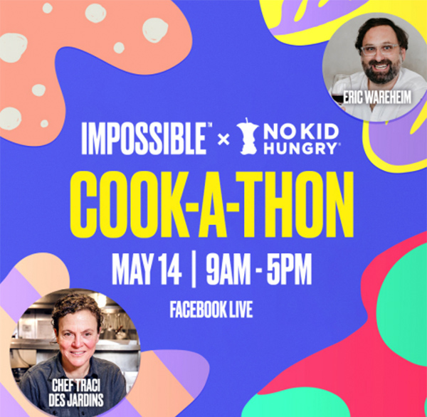 Impossible Foods Cook-a-thon