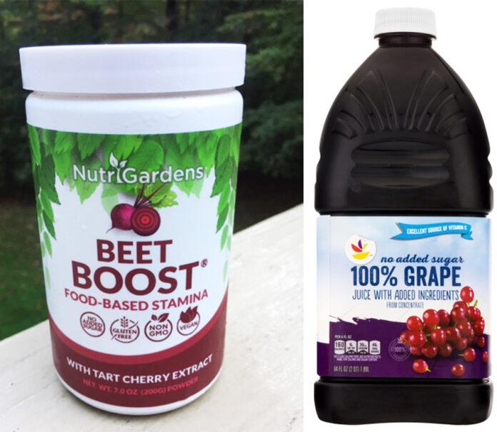 Beet + Grape Juice